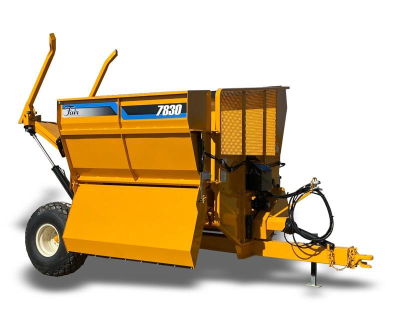 7830 Bale Processor by Fair Manufacturing