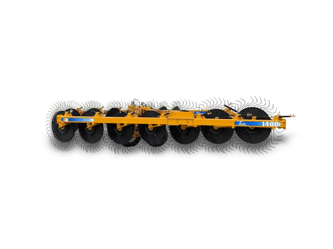 Fair Manufacturing Hay Rake Series