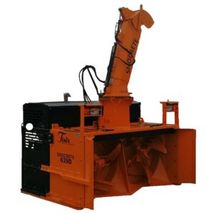 Snocrete® 639D Loader Mount Snow Blower by Fair Manufacturing