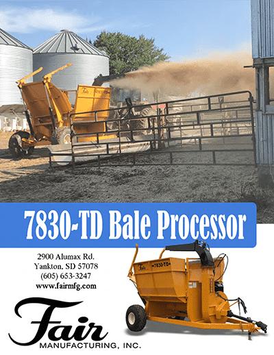 7830-TD Bale Processors PDF