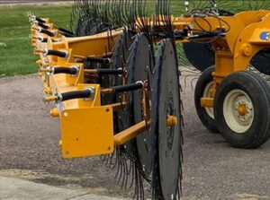 Fair Manufacturing Hay Rake - High Capacity